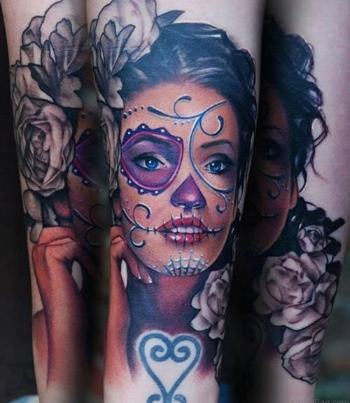 Creative Thigh Tattoo Ideas