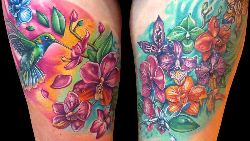 125 Best Flower Tattoos Designs Ideas And Meanings 2019 Guide