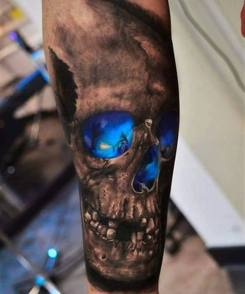 Sick Forearm Tattoo Designs