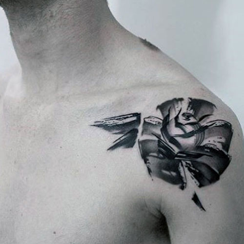 101 Best Shoulder Tattoos For Men Cool Designs Ideas 2020 Guide