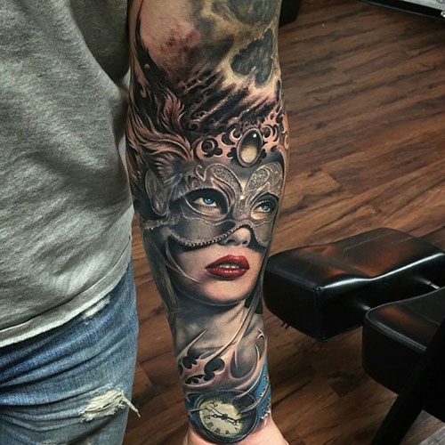 Unique Arm Tattoo Ideas