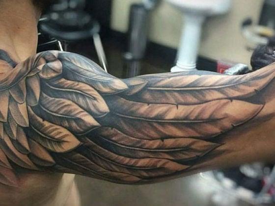 Best Shoulder Tattoos For Men