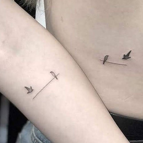 Friendship Tattoo Designs