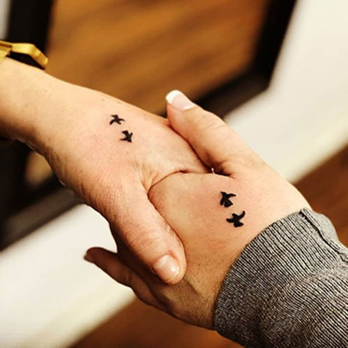Meaningful Friendship Tattoos