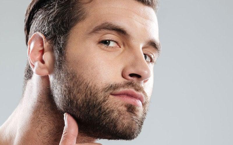 Fix Patchy Facial Hair