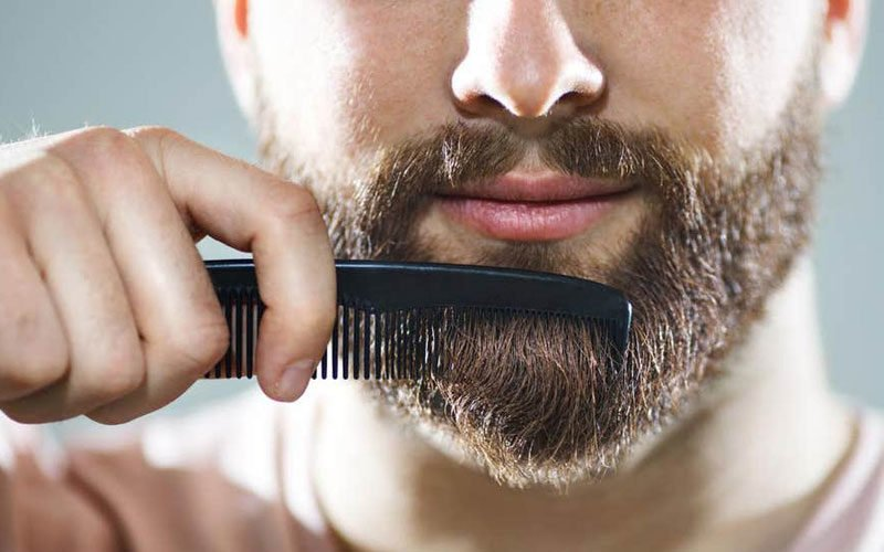 Fix and Get Rid of a Patchy Beard