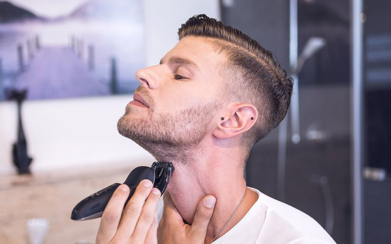 Trim Your Patchy Beard