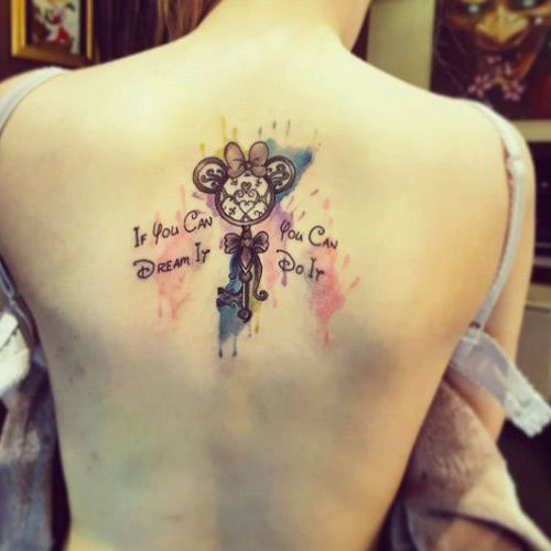 Best Disney Tattoos For Women