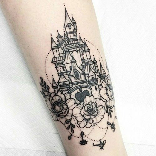 Cute Disney Tattoo Ideas