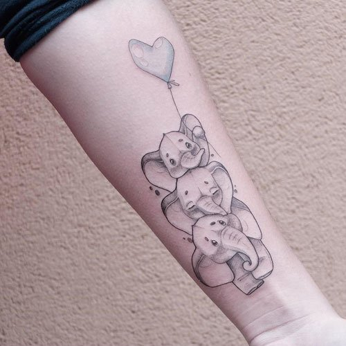 Cute Family Tattoo Ideas For Women