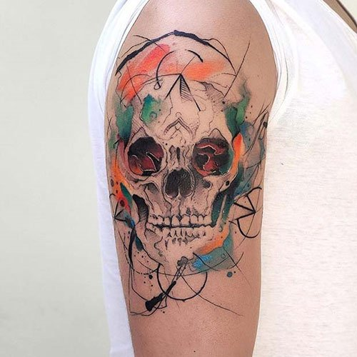 Skull Tattoos For Women