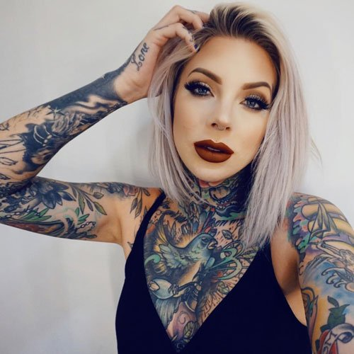 Unique Tattoo Ideas For Women