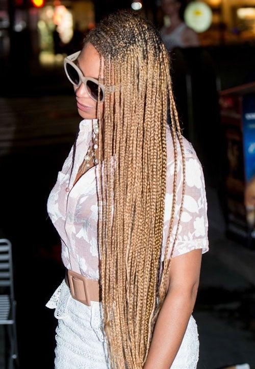 Beyonce Lemonade Braids