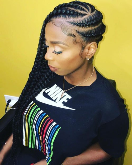 Big Lemonade Braids