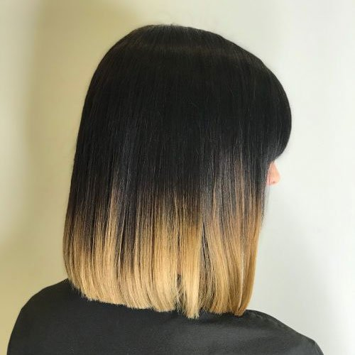 20 Best Blunt Cut Haircuts Short Medium Long Blunt Cut Bob Hairstyles