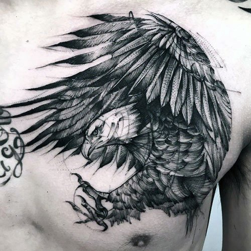 Eagle Tattoo Ideas For Men