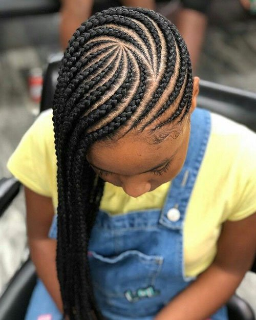 Large Lemonade Braids