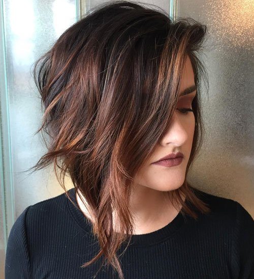 Asymmetrical Layers Bob