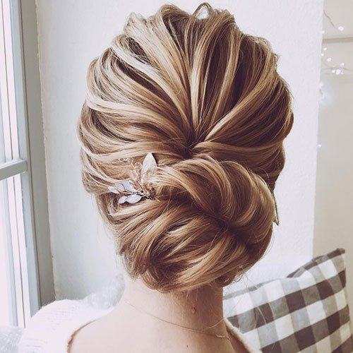 Fancy Hairstyles For Short Hair