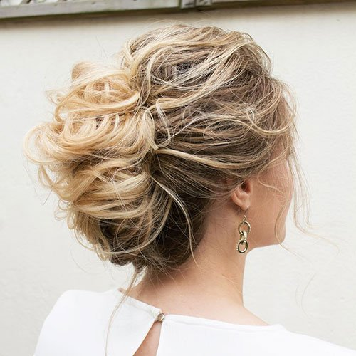 How To Do Updos For Short Hair