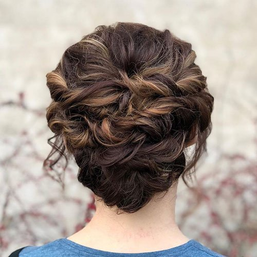 How To Style An Updo For Short Hair