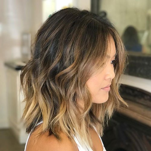 75 Sexy Long Bob Hairstyles To Try In 2020