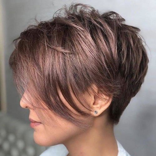 Short Asymmetrical Haircut Styles