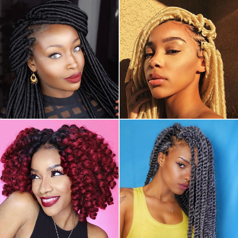 How To Crochet Hair Braids