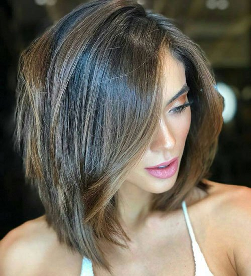 Layered Long Bob