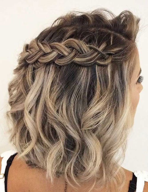 Short Curled Hairstyles