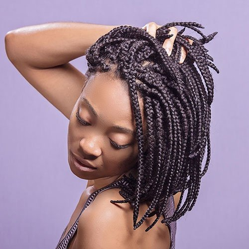 Washing Crochet Braids