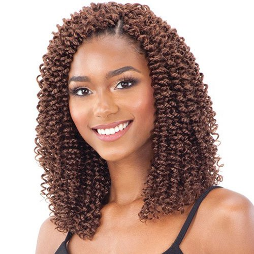 Water Wave Crochet Braids