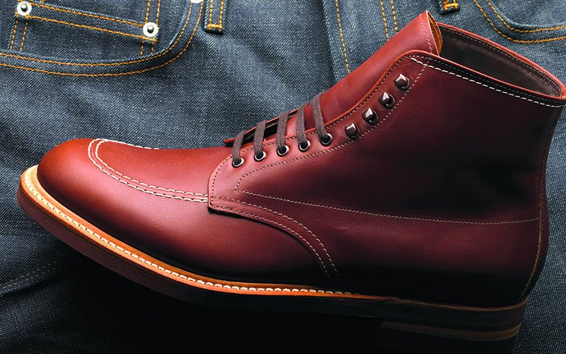 Alden of New England Boots