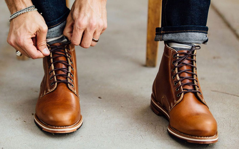 Best Leather Boots Men