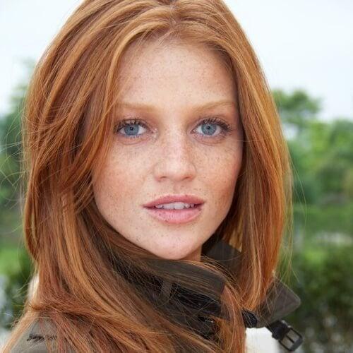 Natural Auburn Hair Color
