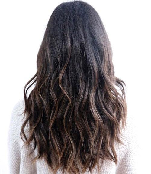 Natural Highlights on Black Hair