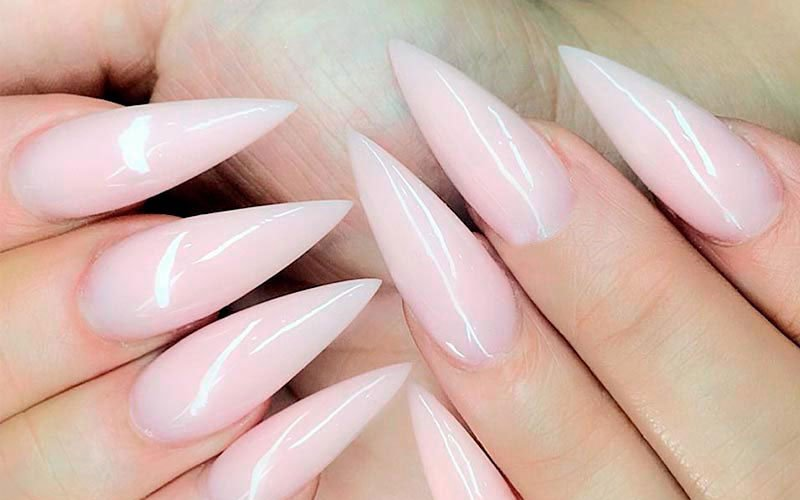 Pointy Nails
