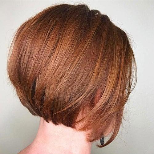 Short Auburn Hair Ideas