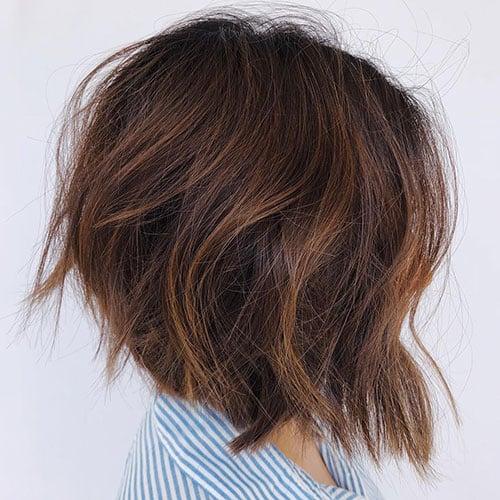 Short Fine Wavy Hair