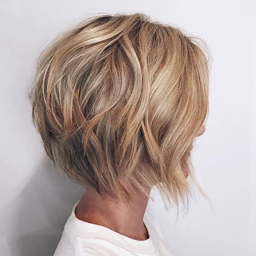 Short Thick Wavy Hair