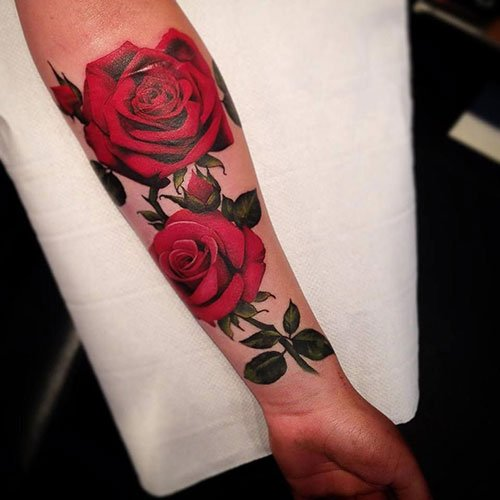 Traditional Rose