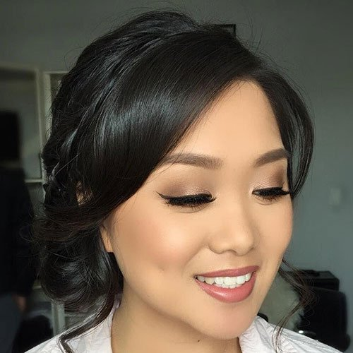 Asian Prom Makeup Ideas