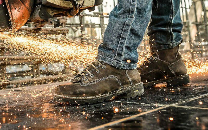 Best Work Boot Brands For Men