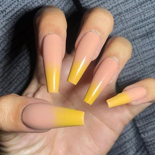 Cute Ombre Nail Designs