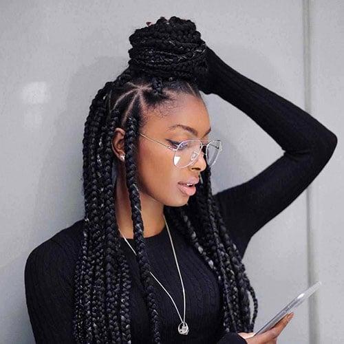 Long Braids For Women