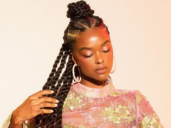 Senegalese Twist Hairstyles