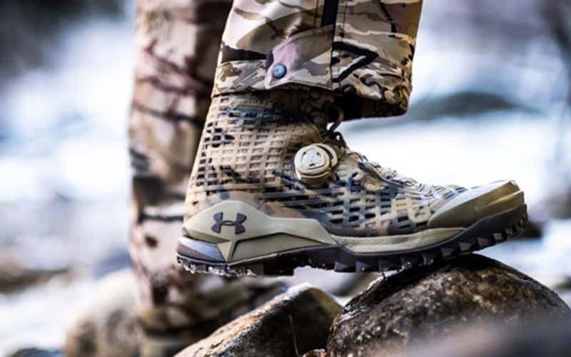 Under Armour Work Boots