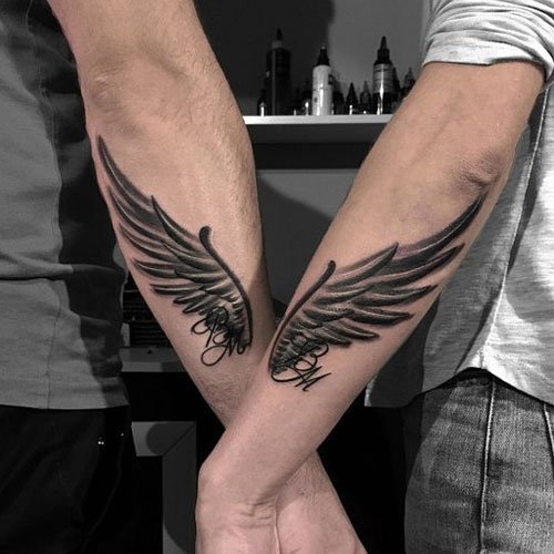 101 Best Matching Couple Tattoos That Are Cute Unique 2020 Guide