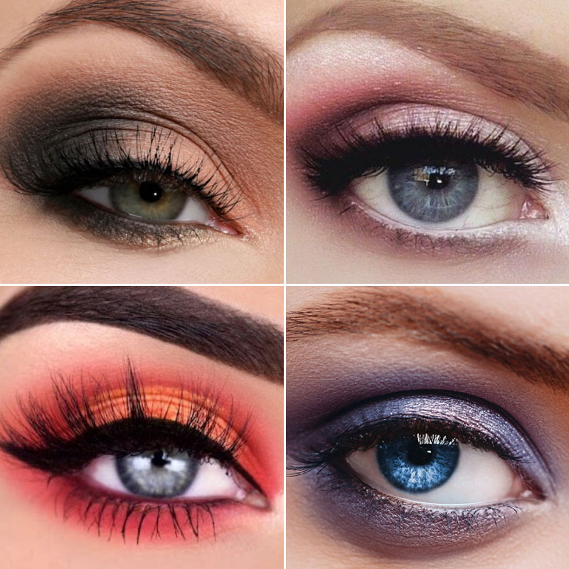 Best Eyeshadow Colors For Blue Eyes