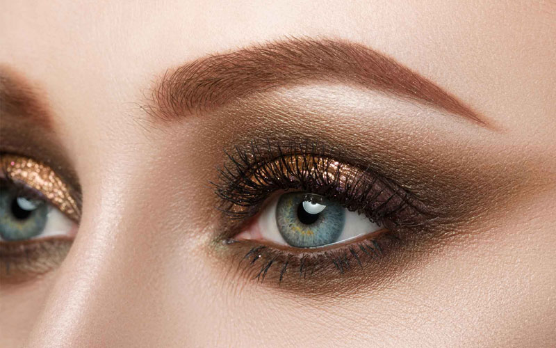 Best Eyeshadow Colors To Make Blue Eyes Pop